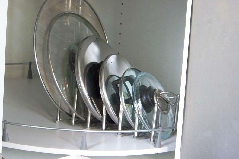 Ikea Stojak Na Pokrywki Do Szafki Szafka Kuchenna 2777209220 Oficjalne Archiwum Allegro Soap Flatware Tray Bathroom