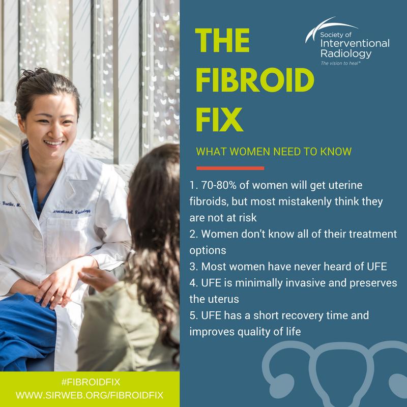Share your story Uterine fibroids, Alternative medicine