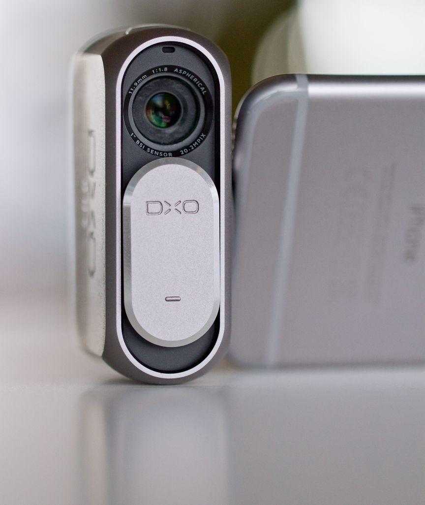 DXO ONE IM PRAXISTEST Macht diese Kamera das iPhone zur Spiegelreflex?