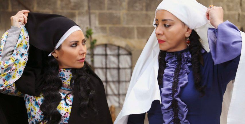 تحصل كثيرا عمليات تسريب للأعمال الدرامية Fashion Hijab Sale