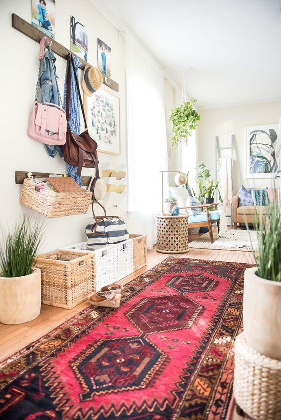 6 Biggest Home 2020 Trends According To Pinterest By Dlb In 2020 Oriental Living Room Persian Rugs Decor Indian Living Rooms #red #rug #living #room #ideas