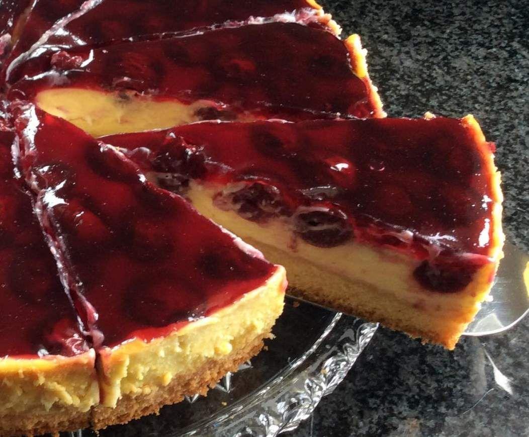 17 Best Ideas About Kirsch Schmand Kuchen On Pinterest