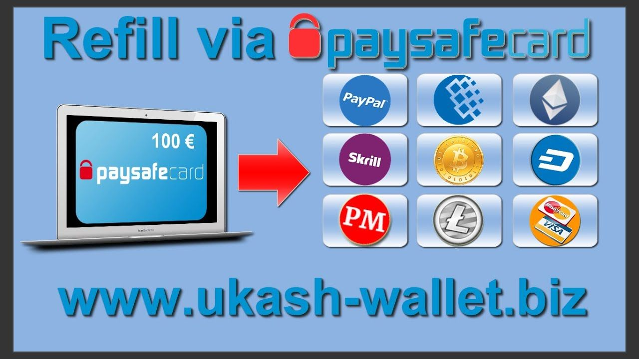 exchange paysafecard to bitcoin