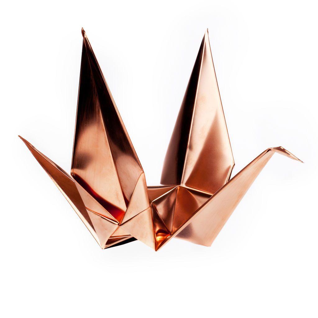 1000 Origami-Metall-Kraniche DER FILM! - Baumetall