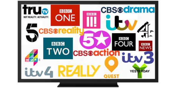 Watch free UK TV online -- all the UK's most popular