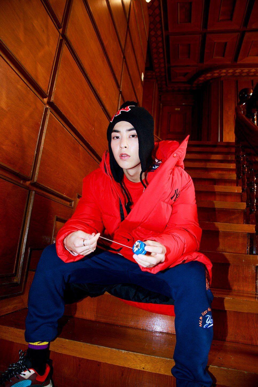 Xiumin Hq 190213 Mlb Korea On Naver Blog Exo Kim Minseok Exo Xiumin Exo Kim Minseok Exo