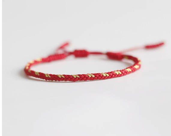 b70ae7651abce Original Multi Color Tibetan Buddhism Handmade Knot Lucky Rope ...