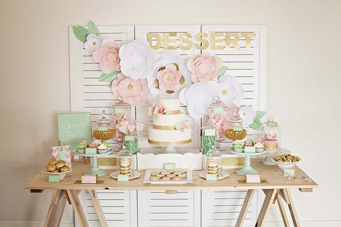 How To Style A Dessert Table Diy Dessert Table Dessert Table Dessert Table Decor