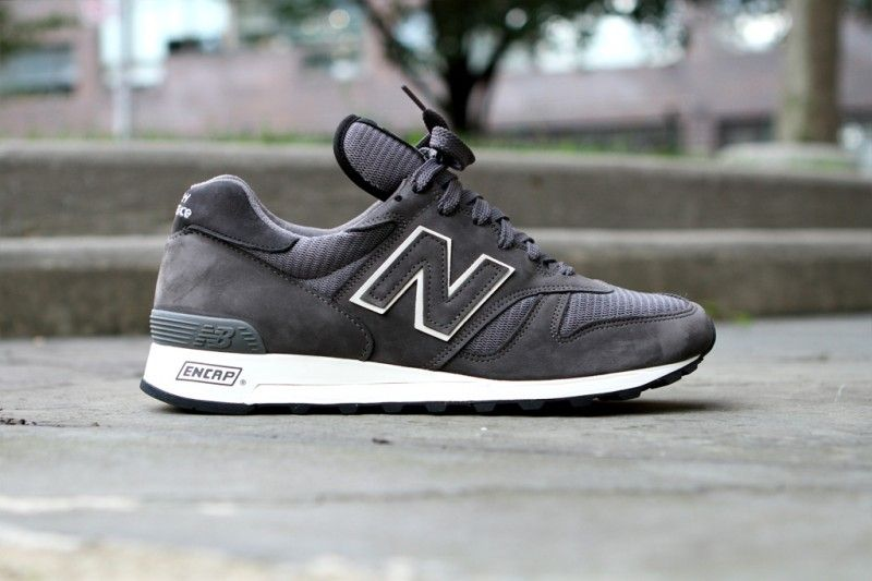 New Balance 1300 Dark Grey  3a7b03240b