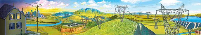 Comprendre l'électricité   Hydro-Québec Site pour le 2ème et le 3ème cycle, activités, jeux en ligne, fiches à imprimer, lien. Un must pour la 6ème année!