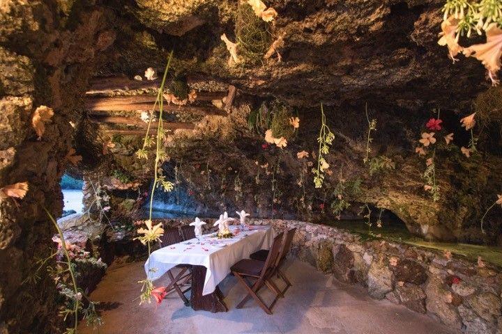 Image result for savasi island cave dinner fiji