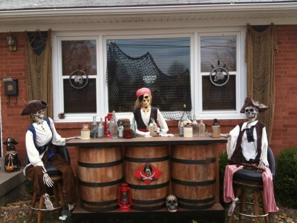IDEAS & INSPIRATIONS: Halloween Decorations, Halloween ...