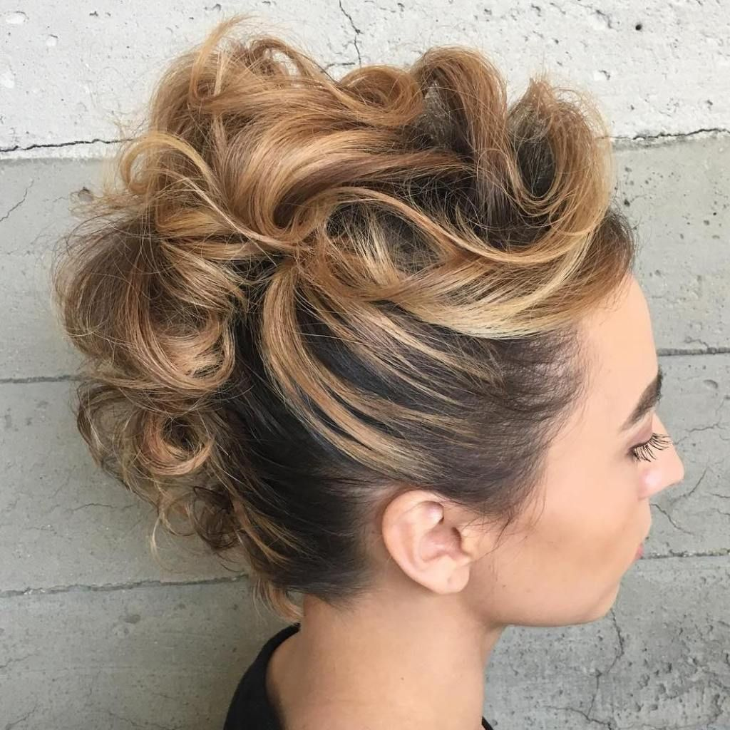 23 Fabulous Faux Hawk Hairstyles images