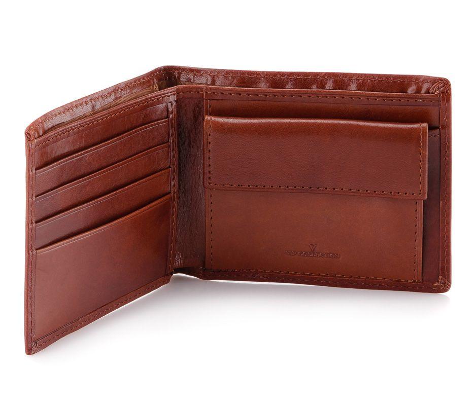 mały damski klasyczny portfel - chcę! :)