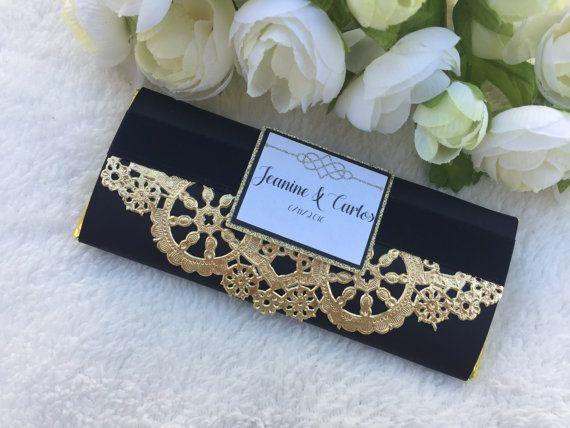 Wedding Chocolate Bar Favors Custom Wrers Candy