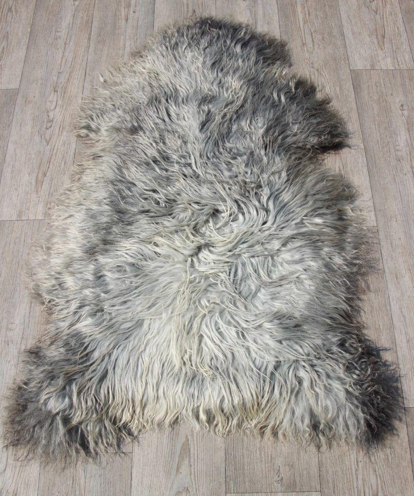 4f4390d755ca49 Schapenvacht 70 Melerade schapenvel grijs
