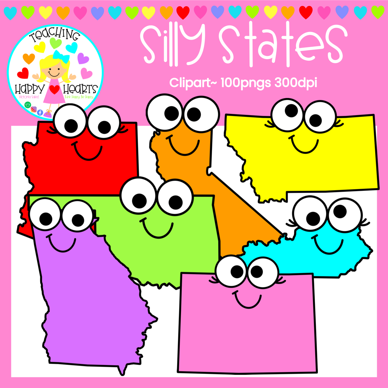 Clipart For Teachers Or Personal Use