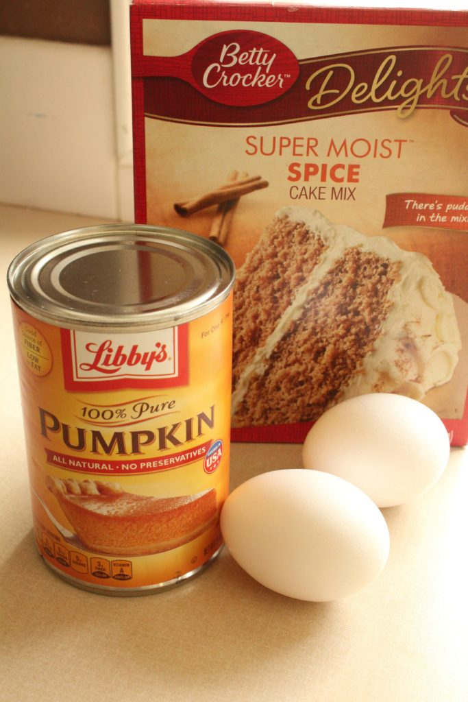 Pumpkin Spice Cake Recipe – Just Three Ingredients!