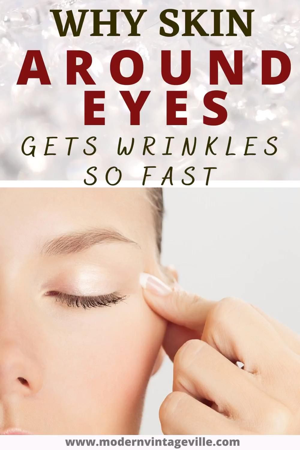 3 most important steps for the best under eye skin