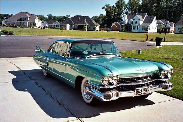 1959 Cadillac Fleetwood | 59 cadillacs | Pinterest | 1959 cadillac
