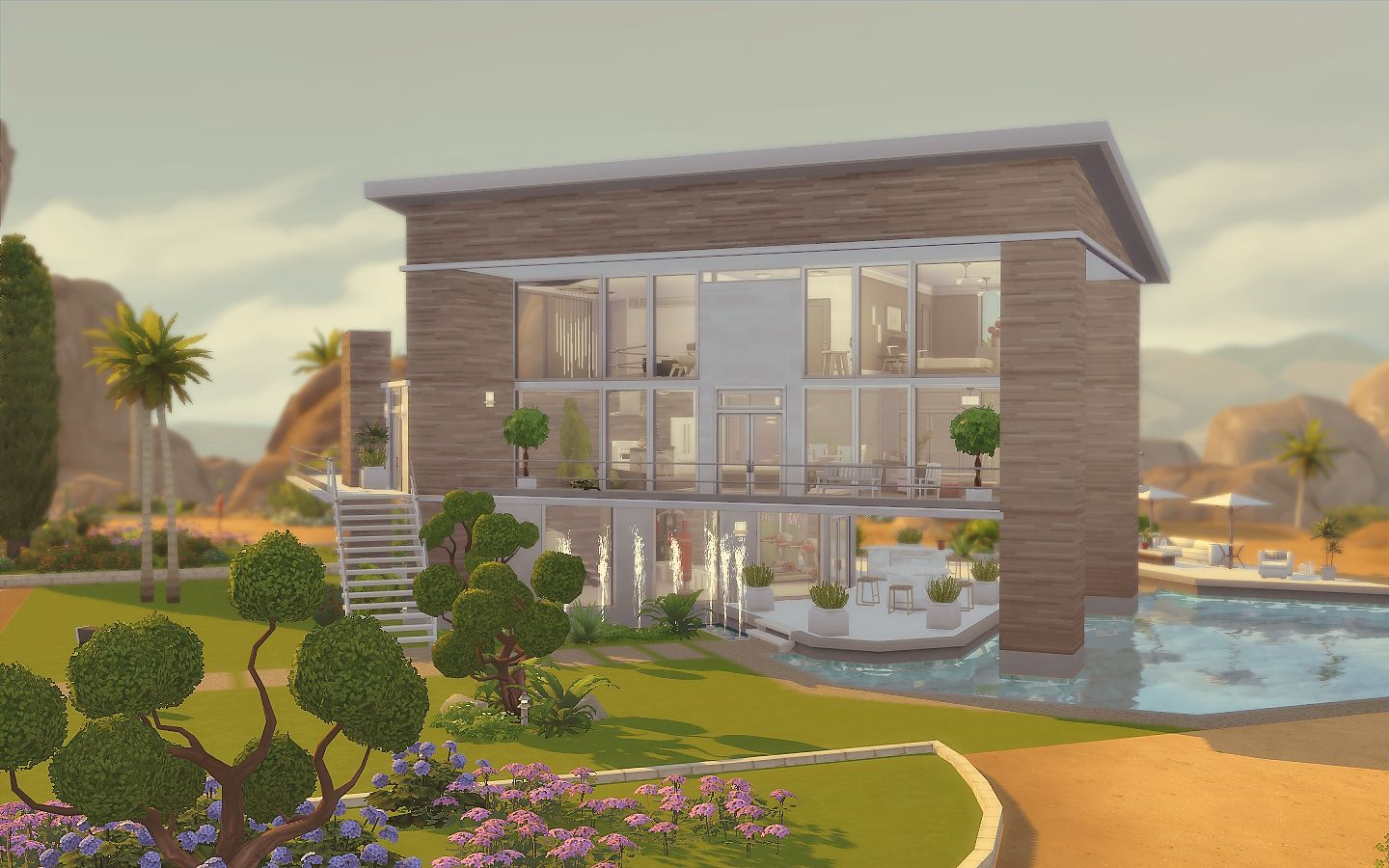 Via Sims House 19 The Sims 4 Favorites Pinterest Sims