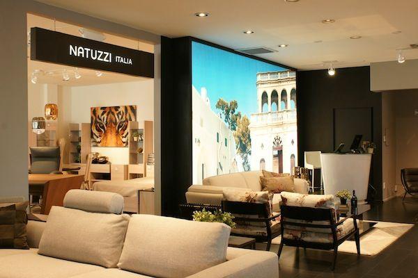 Beautiful Experience Natuzzi Italia At Rapport International Furniture In Palm Desert