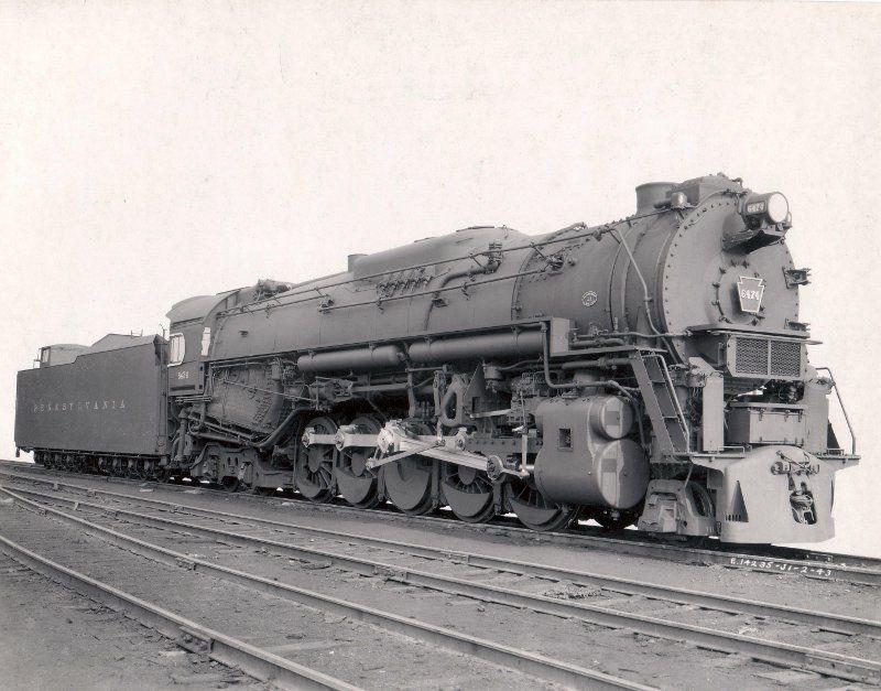 Home Photograph List A Pennsylvania Railroad Photographs Railroad Photography Pennsylvania Railroad Locomotive
