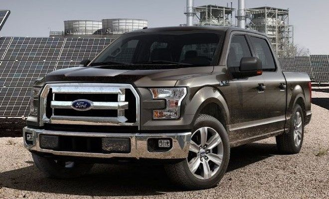 New Ford F  Pickup Has Higher Price Than Old Truck