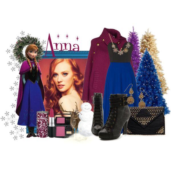 Frozen- Anna