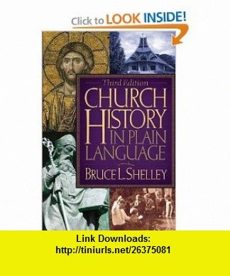 church history in plain language bruce shelley pdf