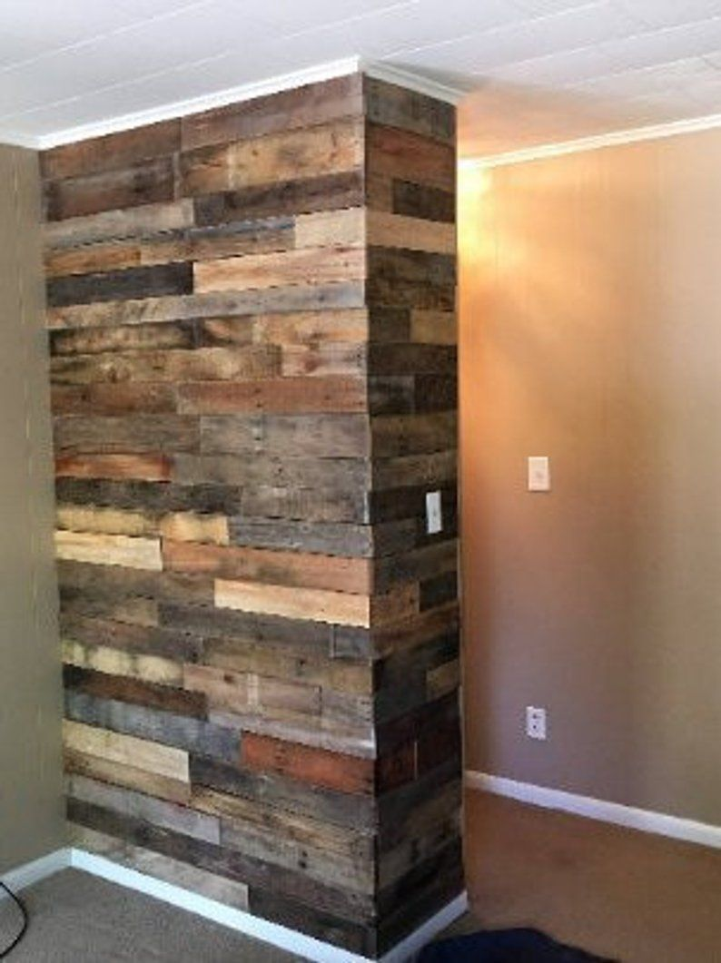 Wood Accent Wall Ideas In 2020 Ship Lap Walls Wood Accent Wall Rustic Wood Walls
