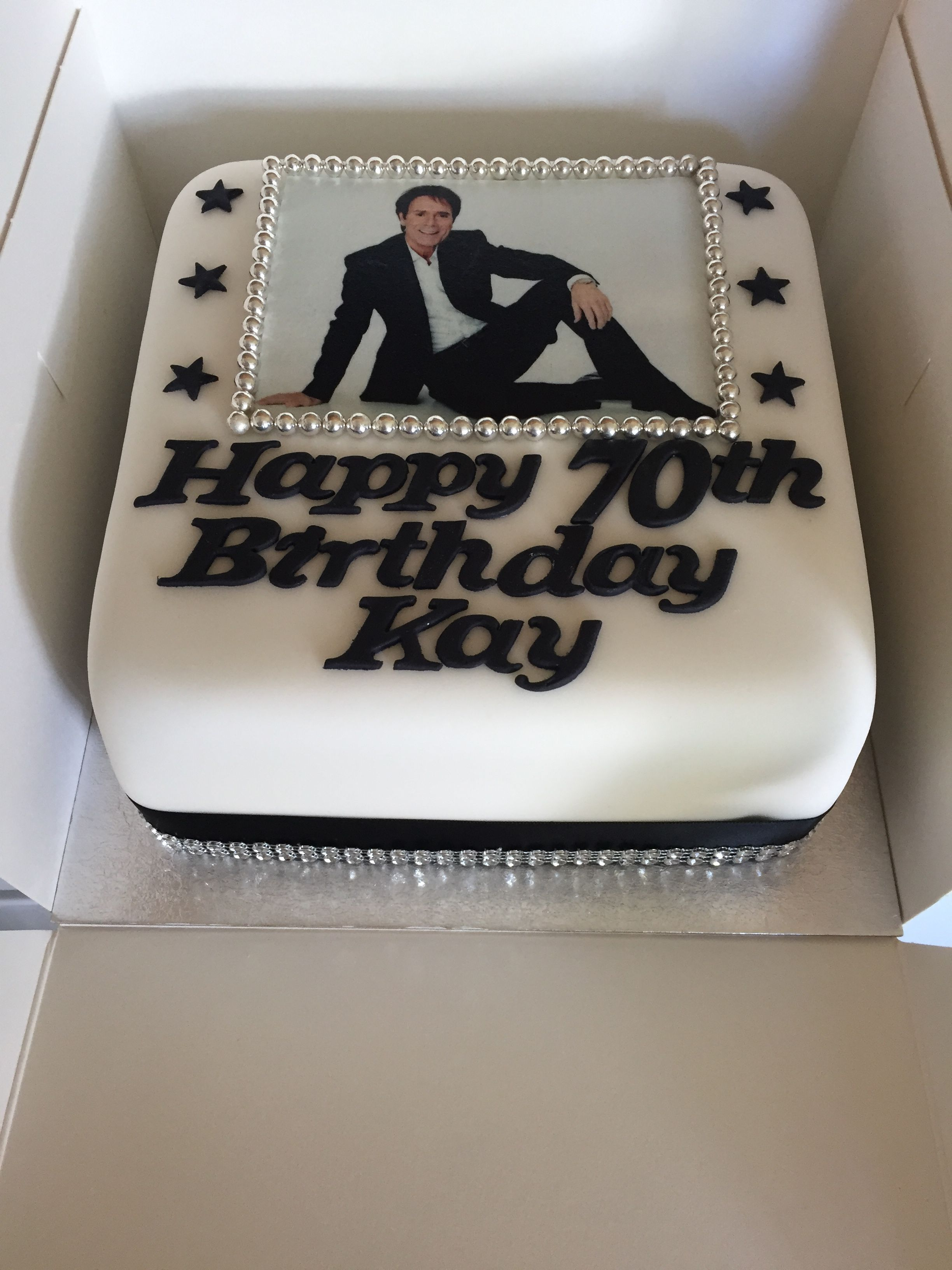 Cliff Richard Cake Cake Cake Inspiration Desserts