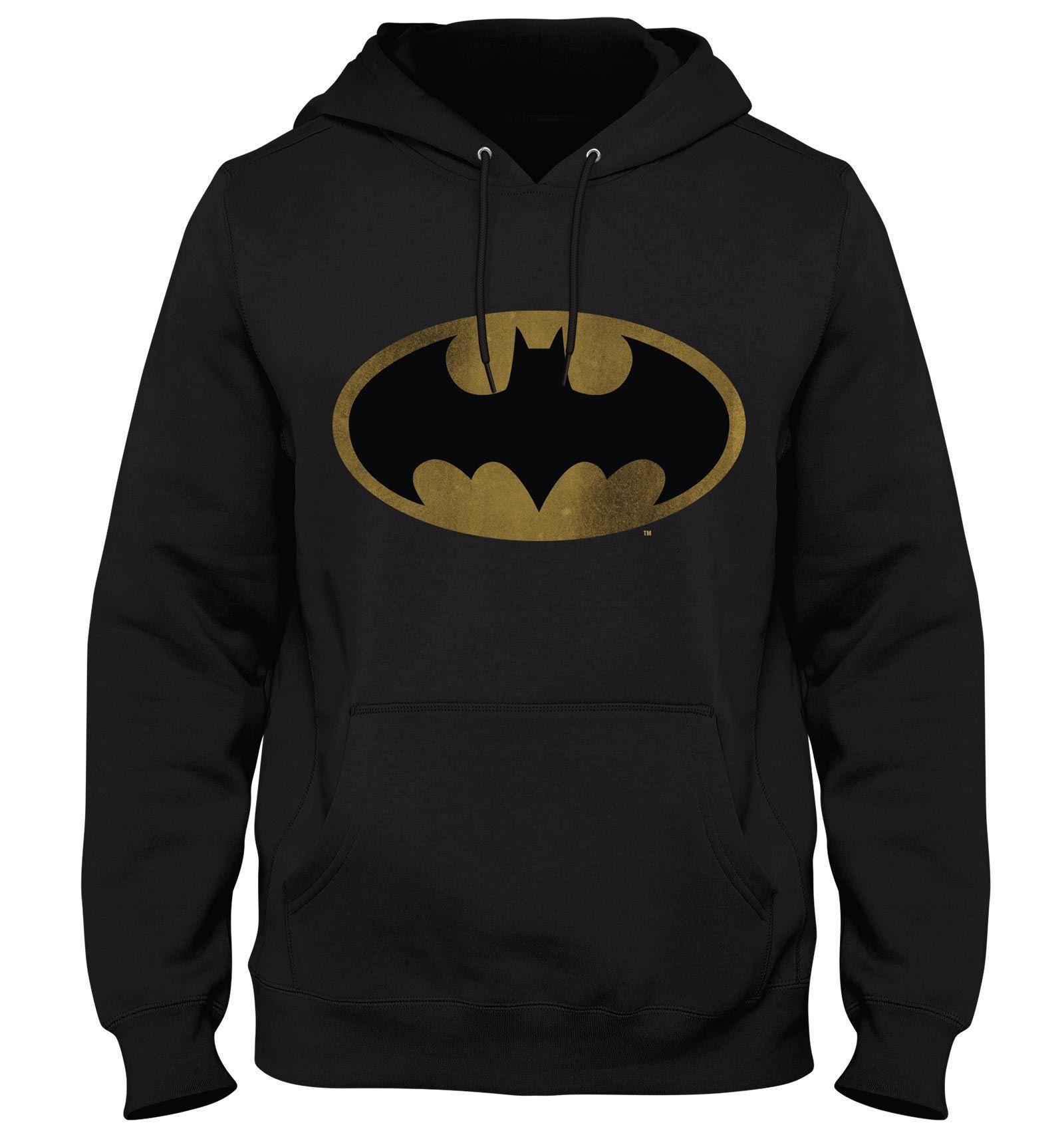 Sweat shirt Batman DC Comics Logo Vintage en 2019 | Tous