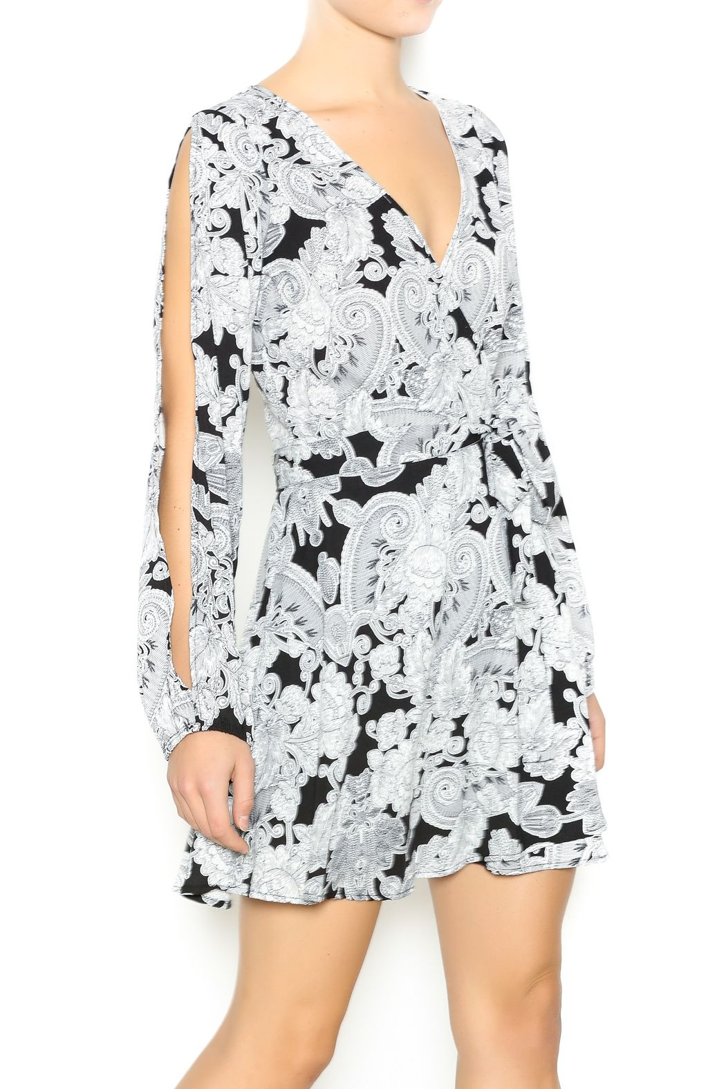 Wish wrap dress wrap dresses floral clothing and wraps