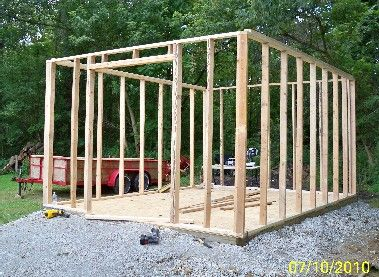 free 12x16 storage shed plans