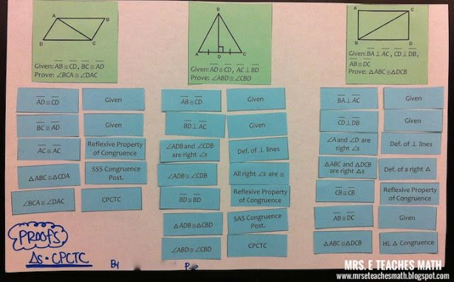 Pin On School Projects Geometric proofs worksheet with answers