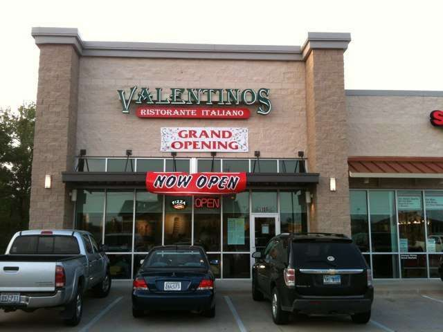 One Of The Best Italian Food Places Around Valentino S In Rowlett