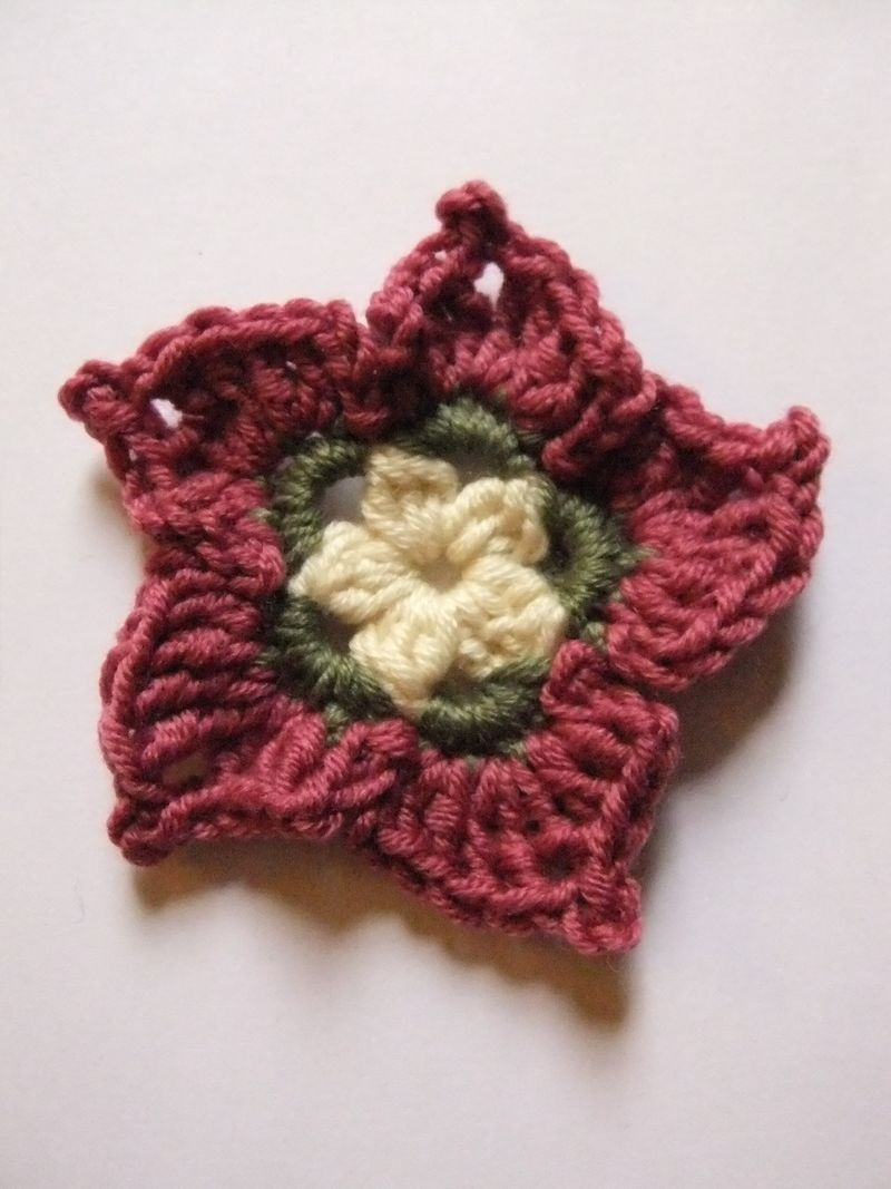 Tutorial flor croche teresa restegui httppinterest knit crochet bankloansurffo Gallery