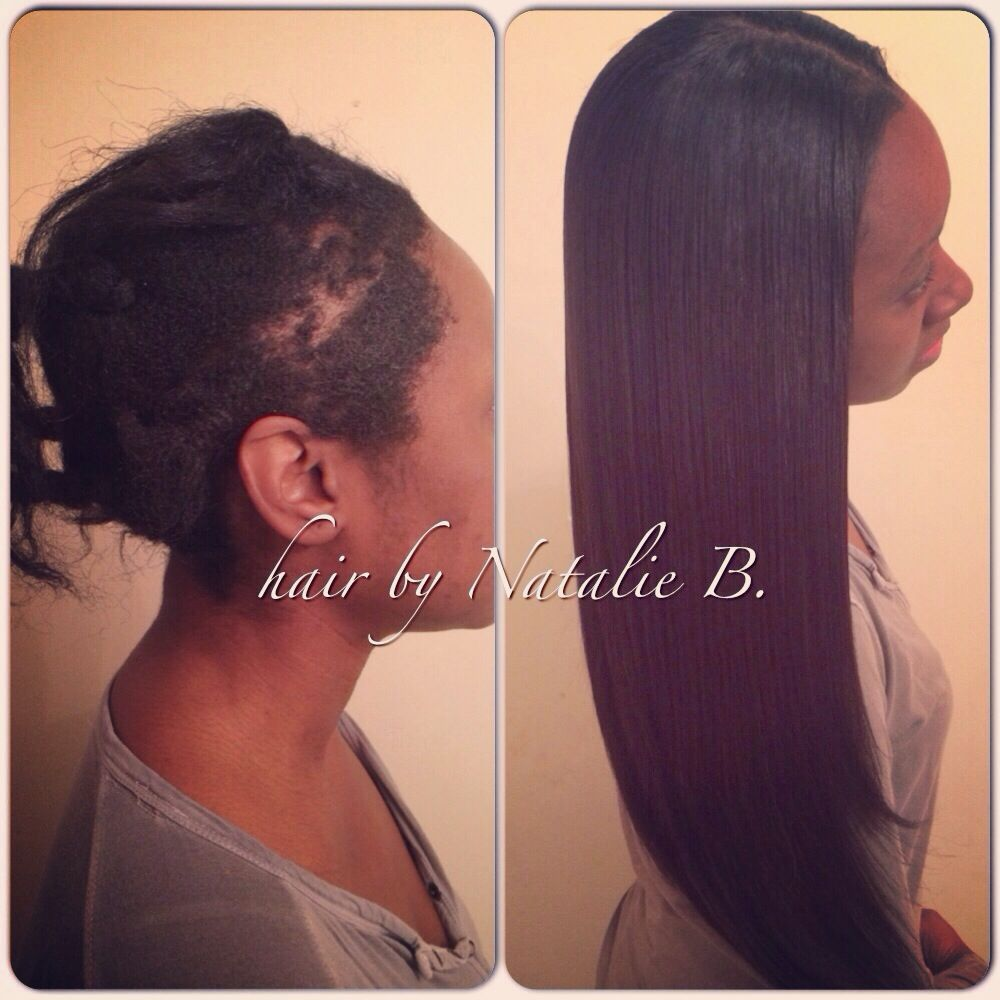 do you have thinning edges or bald areas? try one of my