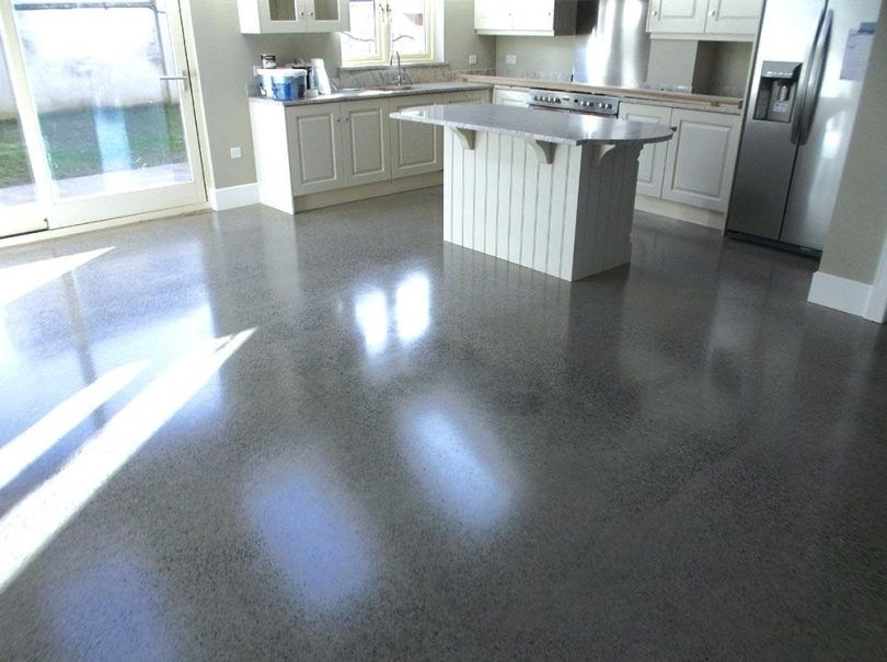 Image Result For Sealed Cement Floor No Stain Cement Floor