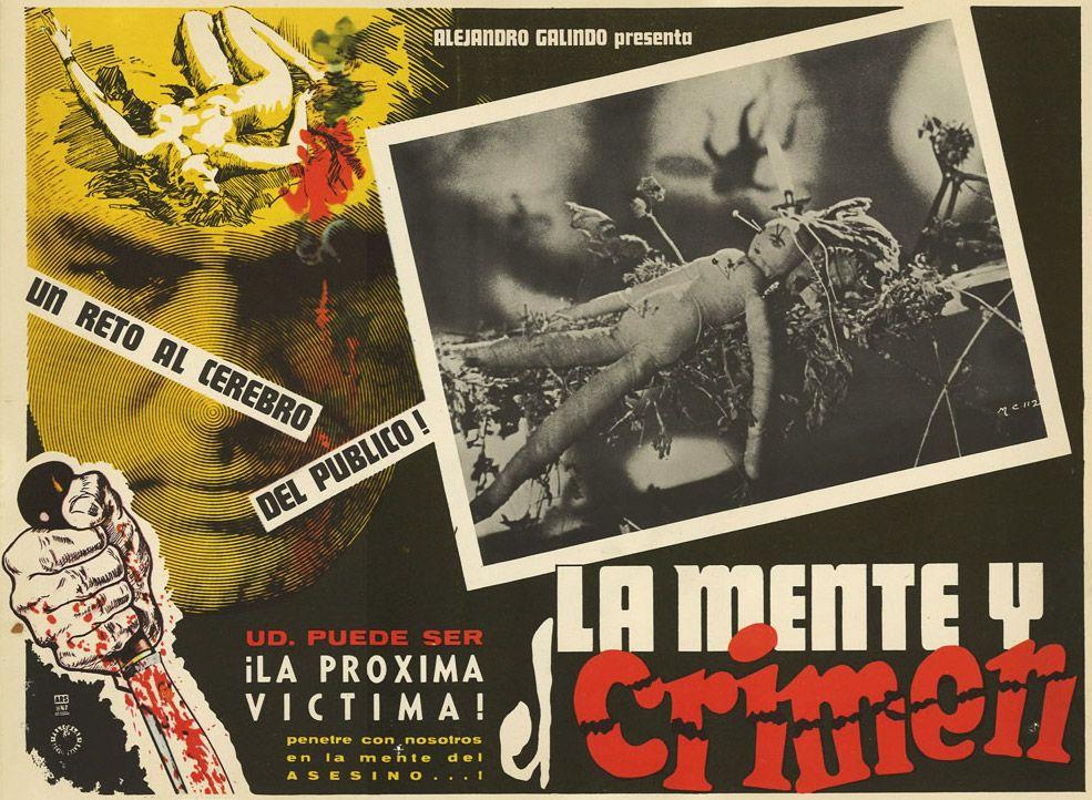 """""""La Mente y el Crimen"""""""