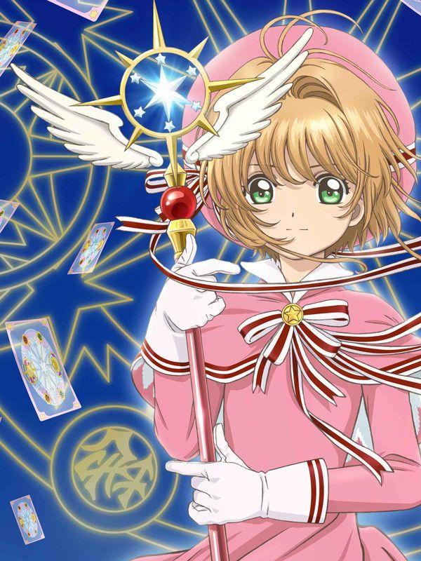 Cardcaptor Sakura Clear Card Chapter Tv Series Gets New Visual