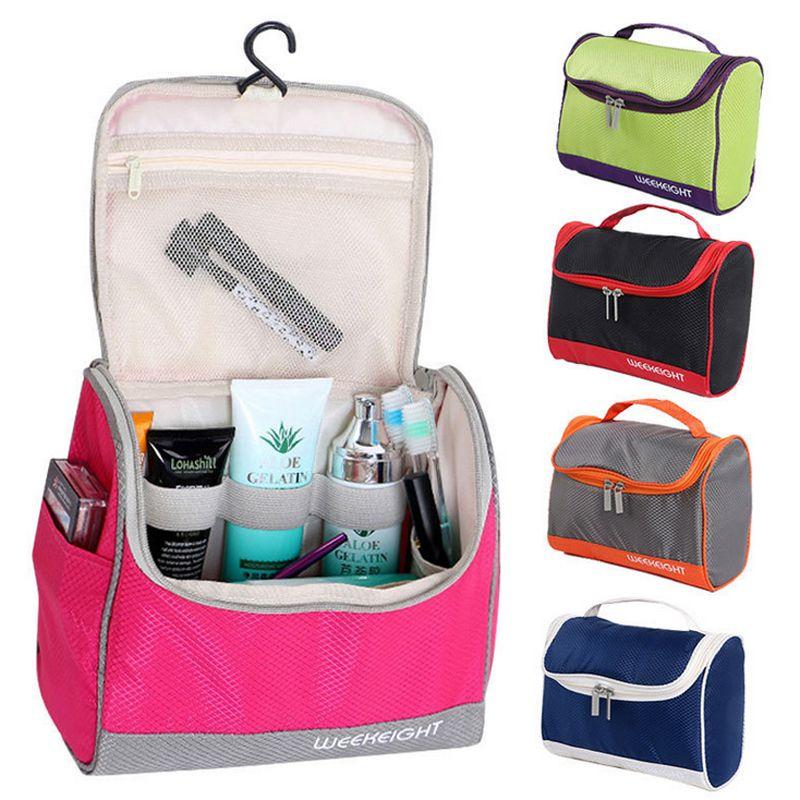 large small travel toiletry bag hanging women men cosmetic bag waterproof toiletry bags organizer zip travel