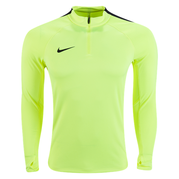 c885bcd9e Nike Squad Drill 3/4 Zip Long Sleeve Top / / / Soccer training gear and  apparel at WorldSoccerShop.com