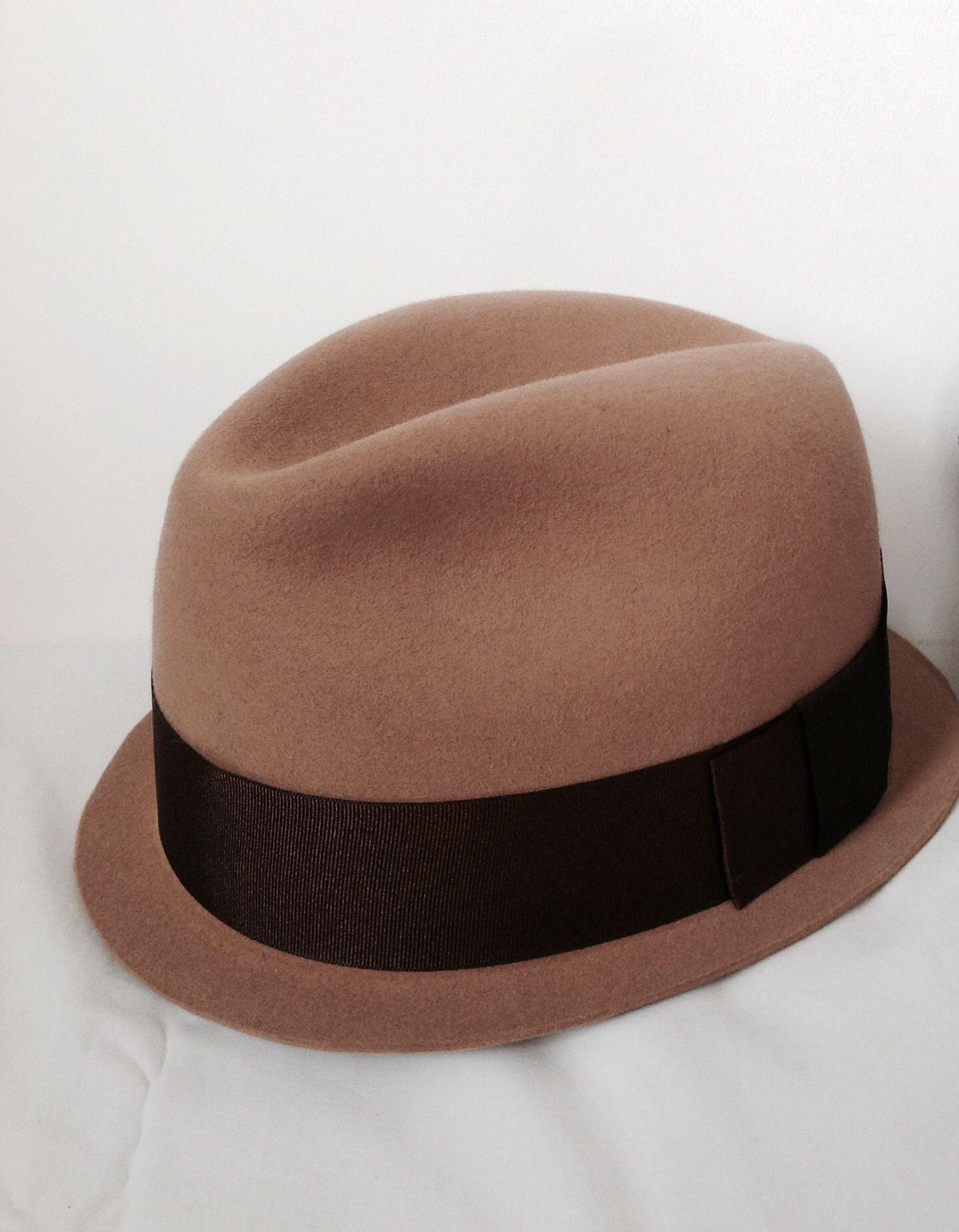 Stetson Duetoni Milan Straw Fedora Hat