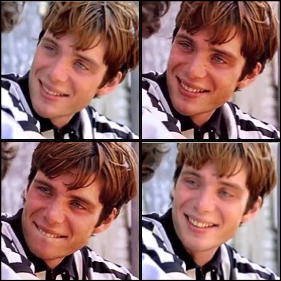 A young Cillian Murphy (With images) | Murphy actor ...