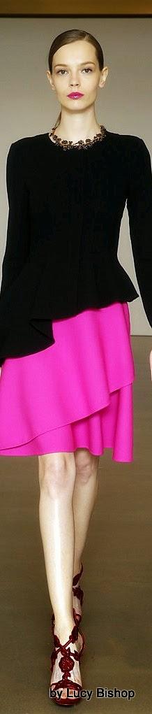 Lucys blog the haute stream...: OSCAR DE LA RENTA PRE FALL 2015 Final Collection