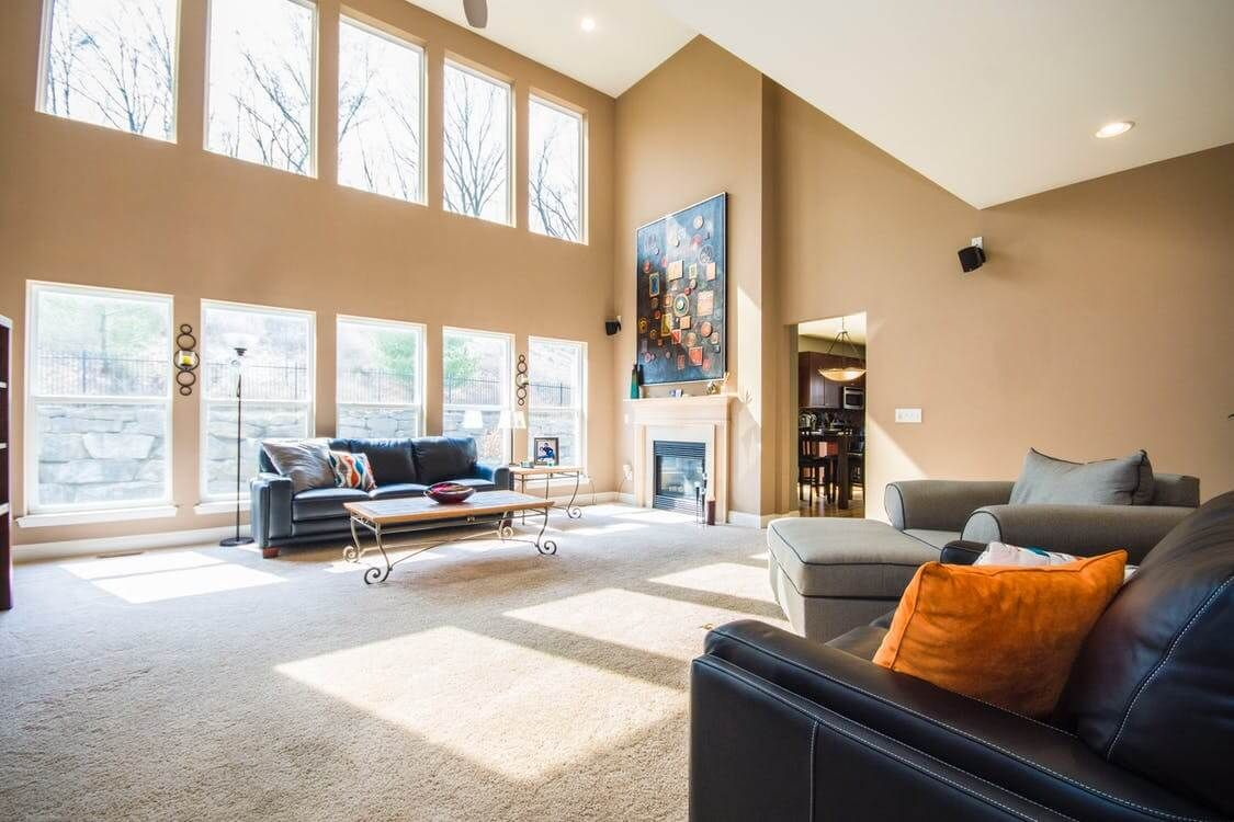 Home Improvement Trends In 2020 With Images Fancy Living Rooms