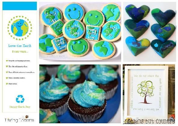 Fun Earth Day Activities for the Kids  Recipes Craft Ideas and