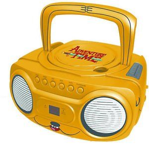 Adventure Time Jake Boombox CD Player... $50.59 #bestseller